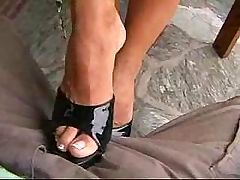 High heel fetish video