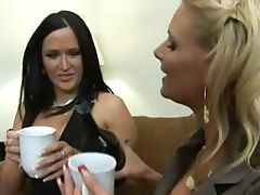 Threesome Carmella Bing And Phoenix Marie