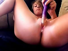 amateur blonde creaming
